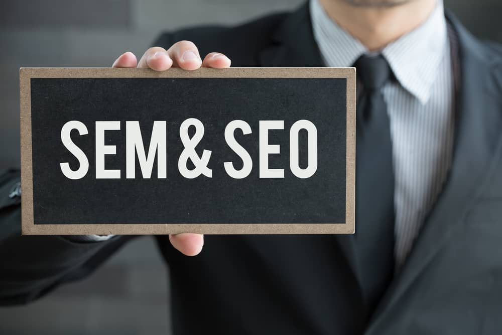SEM คืออะไร ต่างจาก SEO อย่างไร