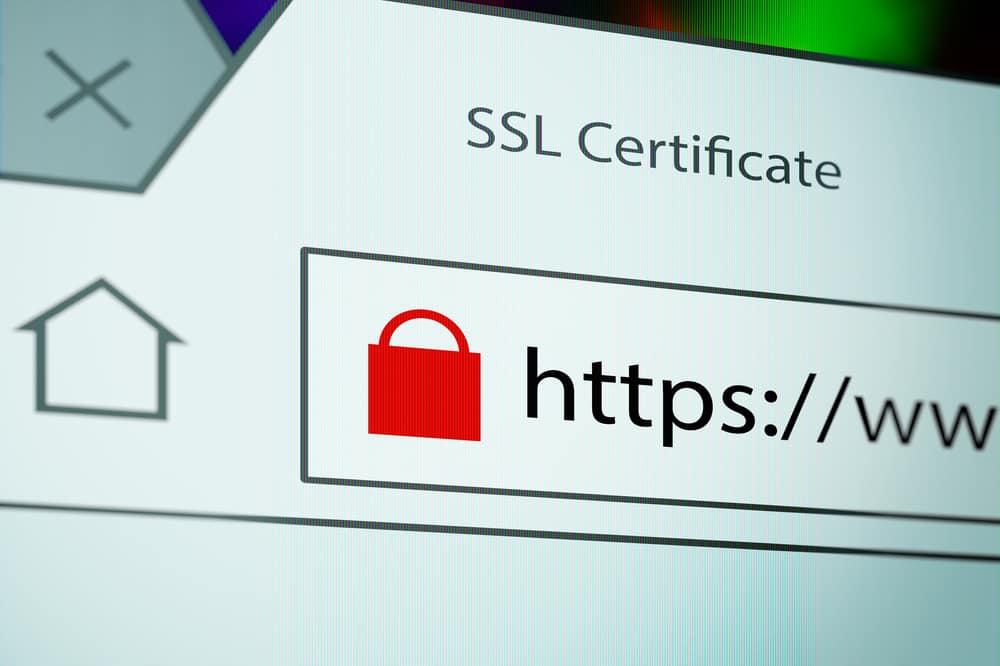 การทำเว็บไซต์ที่ดี ต้องมี SSL ด้วย